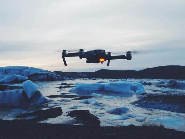 Contrôle de drones à distancef