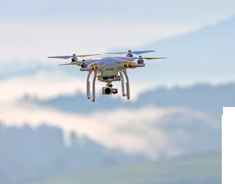 Drones vidéo