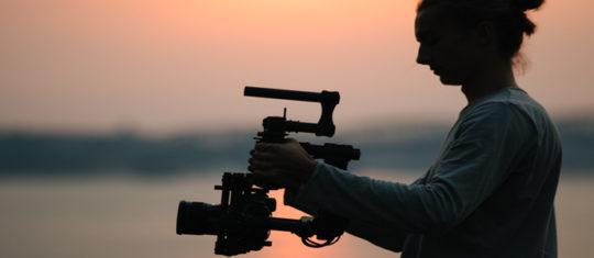 Support de caméra pour vos prises de vue
